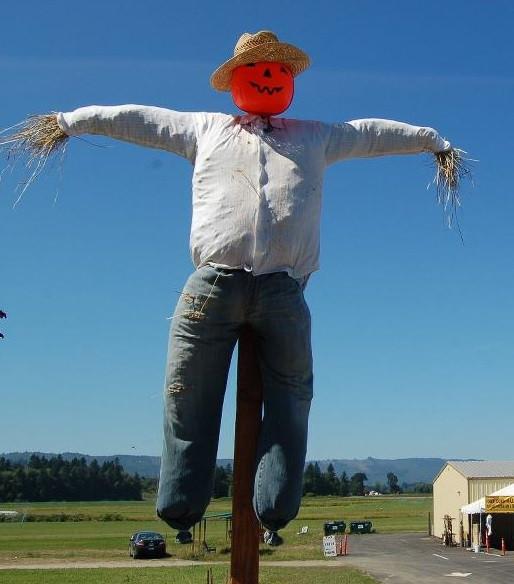 Scarecrow-farm