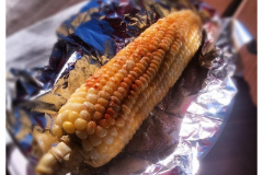 corn on the cob yum