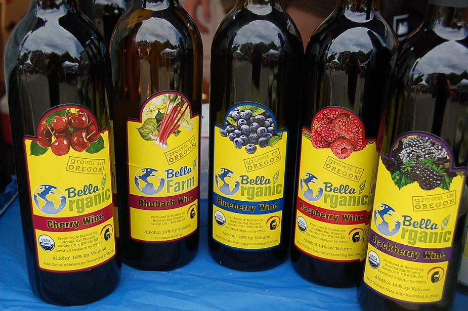 organic wines slider
